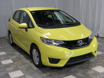 2016 Honda Fit 5dr HB CVT LX 34K WARRANTY REAR CAMERA