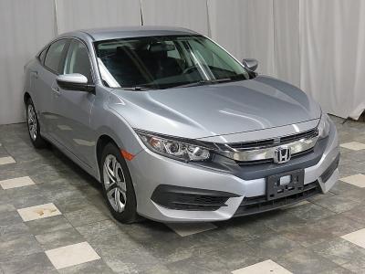 2017 Honda Civic Sedan LX CVT 28K WARRANTY REAR CAMERA