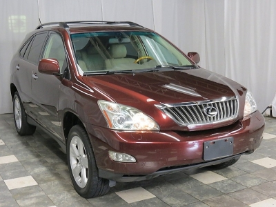 2008 Lexus RX 350 AWD 73K SUNROOF HEATED LEATHER POWER LIFTGATE CLEAN