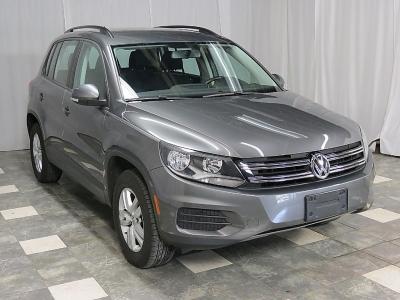 2015 Volkswagen Tiguan 4MOTION 19K WRNTY S w/Appearance