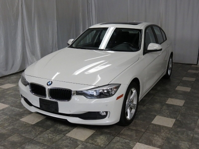 2015 BMW 3 Series 320i xDrive AWD 28K WRNTY REAR CAMERA SUNROOF HEATED SEATS