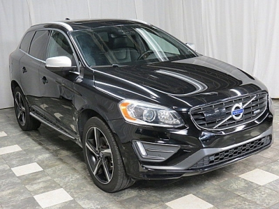 2015 Volvo XC60 2015.5 AWD  T6 R-Design Platinum LOADED