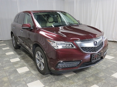 2016 Acura MDX SH-AWD  22K WARRANTY REAR CAMERA HEATED LEATHER SUNROOF LOADED