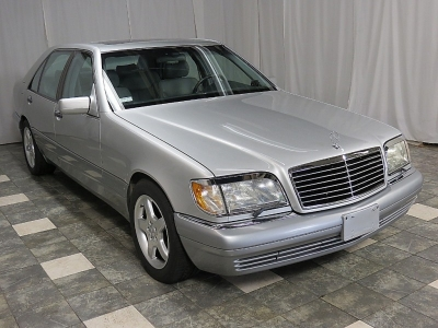 1996 Mercedes-Benz S Class ONLY 96936 MILES PRISTINE CONDITION