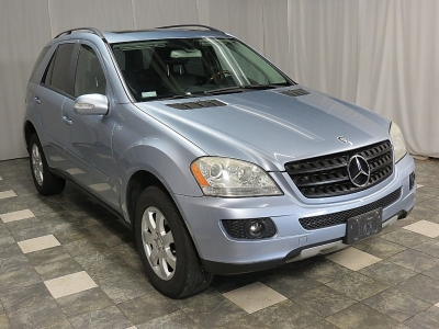 2006 Mercedes-Benz M-Class 4MATIC  3.5L 84K NAVIGATION SUNROOF HEATED LEATHER SEATS