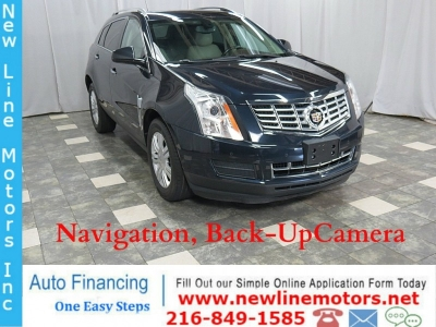 2015 Cadillac SRX AWD Luxury Collection Navigation Back-Up Camera