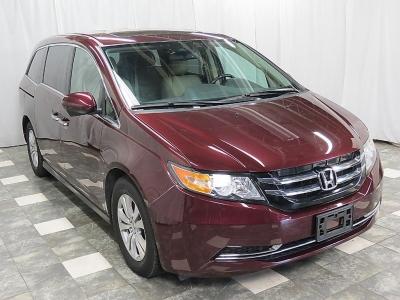 2015 Honda Odyssey 5dr EX-L w/Navi