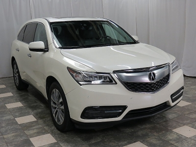 2016 Acura MDX Technology Pkg 39K WARRANTY NAVIGATION CAMERA PARKING SENSORS SUNROOF