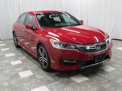 2017 Honda Accord Sedan Sport 6K WARRANTY ALLOY WHEELS
