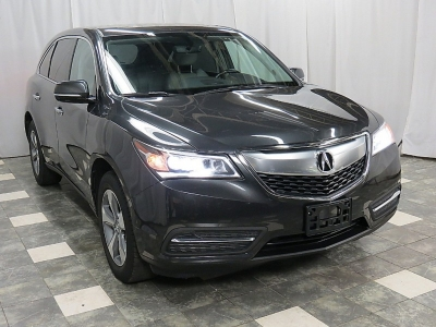 2016 Acura MDX SH-AWD 38K WARRANTY REAR CAM HEATED SEATS SUNROOF