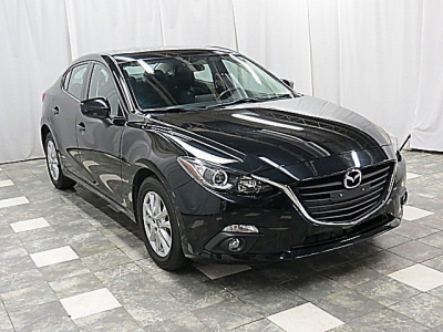 2016 Mazda Mazda3 i Touring 20K WRNTY NAVIGATION SUNROOF REAR CAMERA BLIND SPOT BLUETOOTH