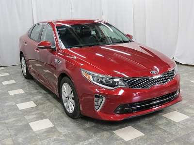 2018 Kia Optima S 16K WARRANTY REAR CAMERA BLUETOOTH SAT RADIO