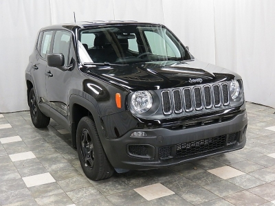 2018 Jeep Renegade Sport 4x4 REAR CAMERA BLUETOOTH