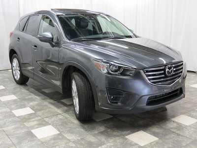 2016 Mazda CX-5 AWD  Grand Touring 26K NAVI REAR CAME BLIS LANE DEPARTURE