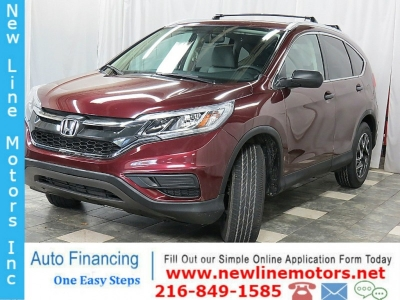 2016 Honda CR-V AWD  SE 2K WARRANTY BLUETOOTH USB