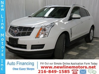 2012 Cadillac SRX FWD  Luxury Collection 60K REAR CAM PARKING SENSORS PANORAMIC SUNROOF  HEATED LEAT