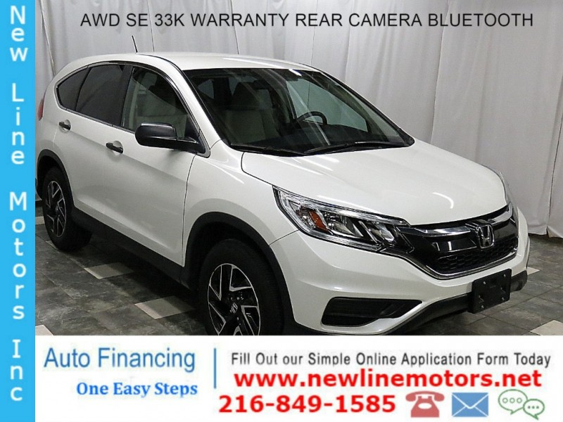 Honda CR-V 2016 price $16,450