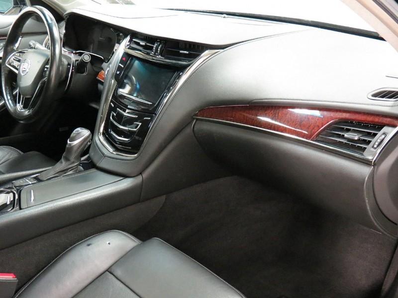 Cadillac CTS Sedan 2014 price $18,850