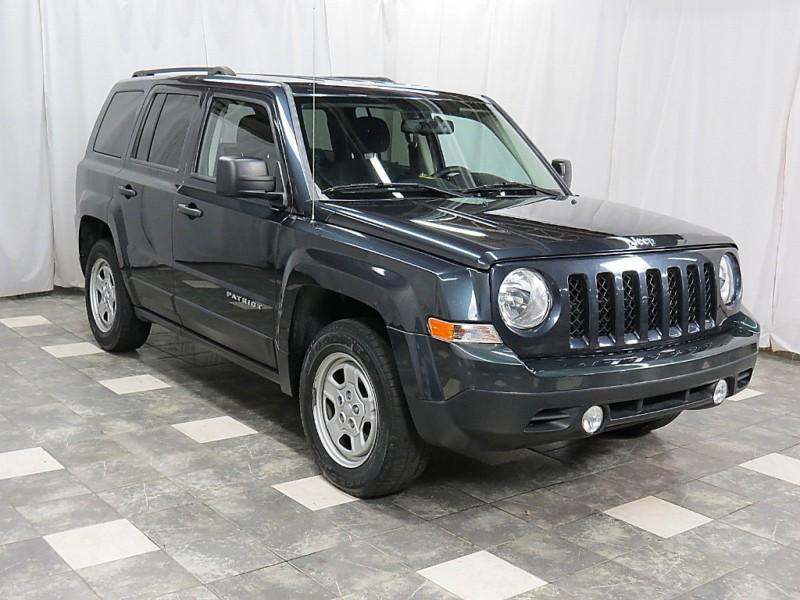 Jeep Patriot 2016 price $9,895