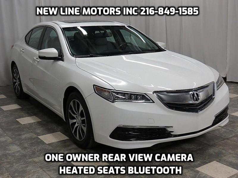 Acura TLX 2016 price $16,695