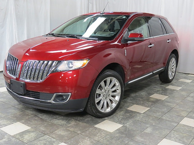 Lincoln MKX 2014 price $15,395