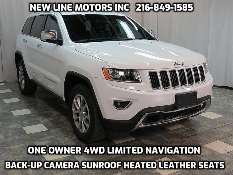 Jeep Grand Cherokee 2016 price $23,995