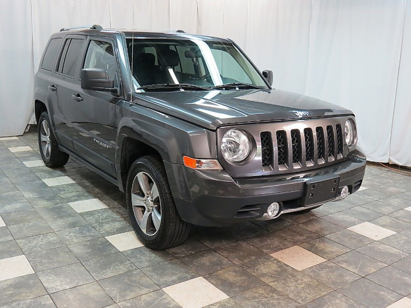 Jeep Patriot 2016 price $12,770