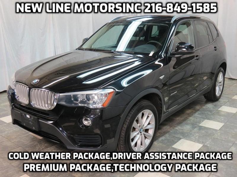 BMW X3 2016 price $23,650