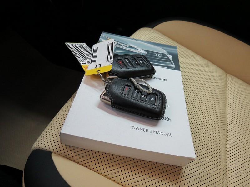 Lexus NX 200t 2016 price $25,795