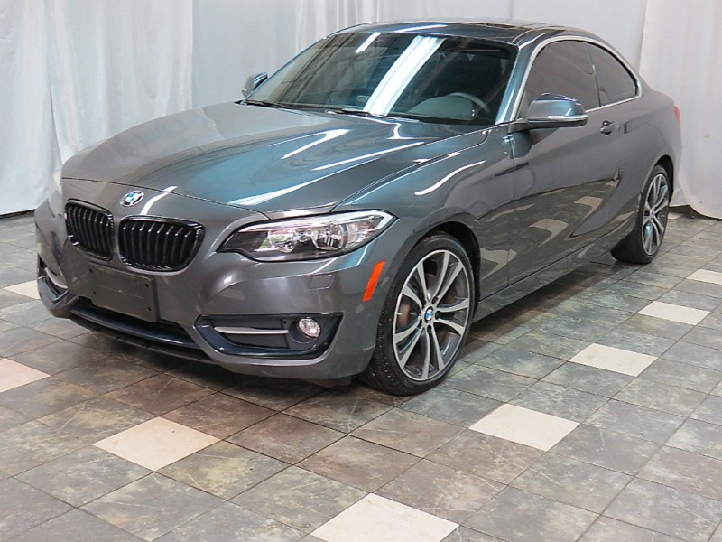 BMW 2 Series 2016 price $20,495