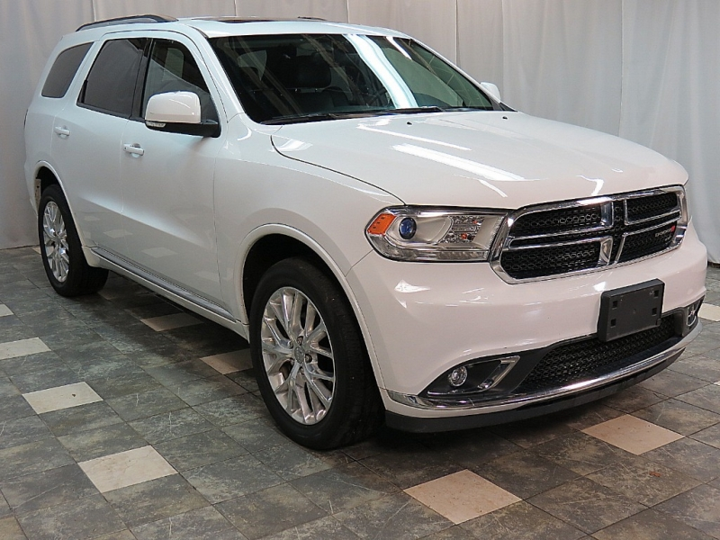 Dodge Durango 2016 price $22,995