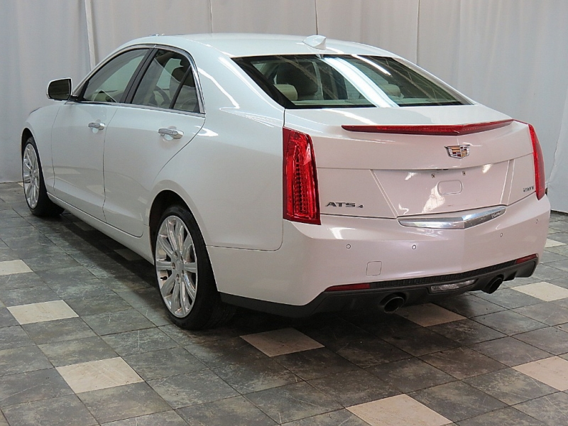 Cadillac ATS Sedan 2015 price $16,850