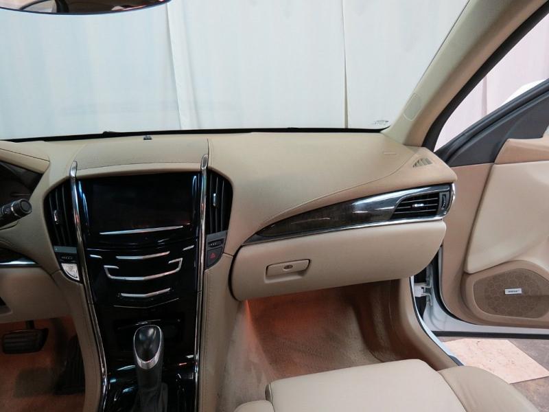 Cadillac ATS Sedan 2015 price $16,695