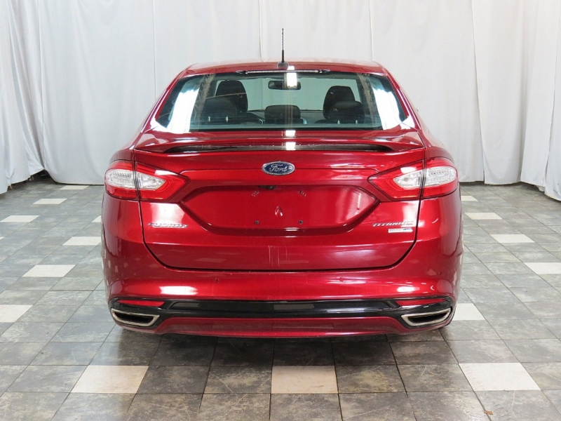Ford Fusion 2016 price $15,495