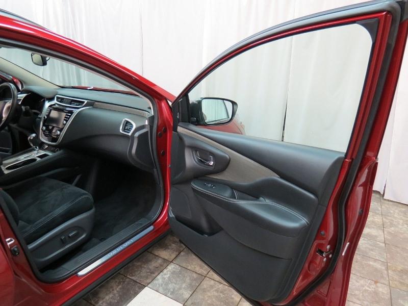 Nissan Murano 2018 price $19,495