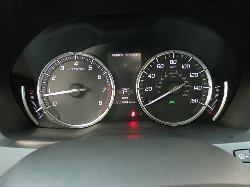 Acura MDX 2016 price $22,495