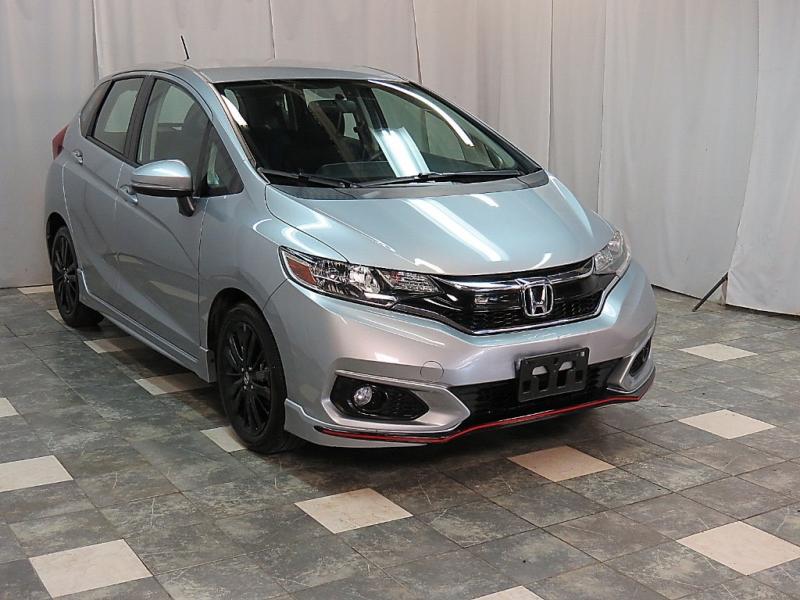 Honda Fit 2018 price $12,850