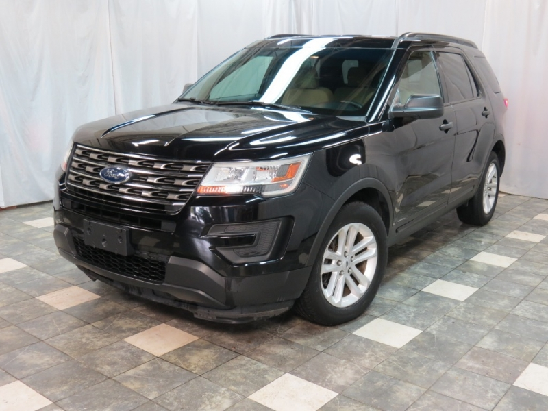 Ford Explorer 2017 price $15,640