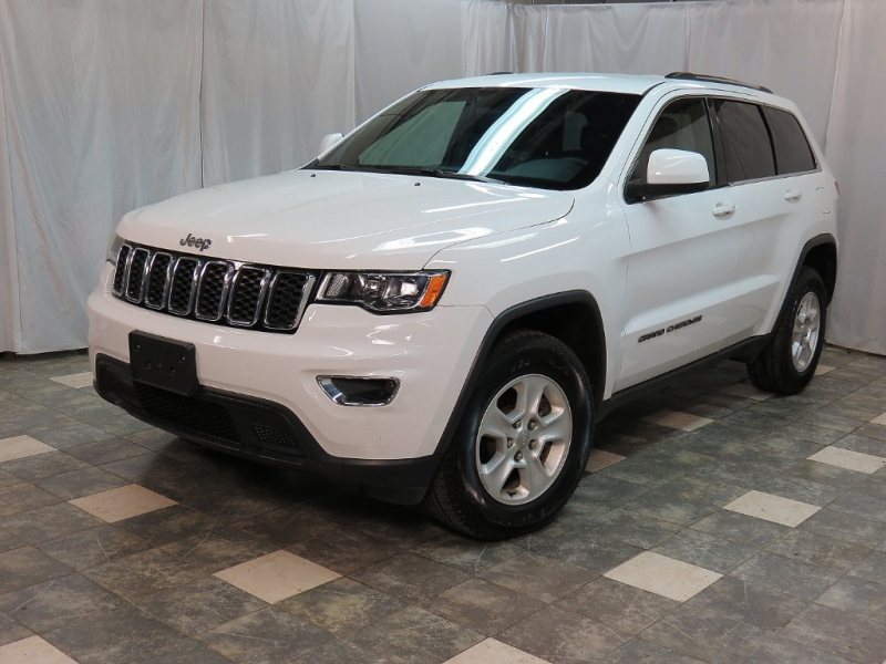 Jeep Grand Cherokee 2017 price $20,695
