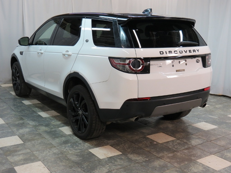 Land Rover Discovery Sport 2017 price $24,650