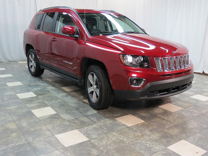 Jeep Compass 2017 price $14,895
