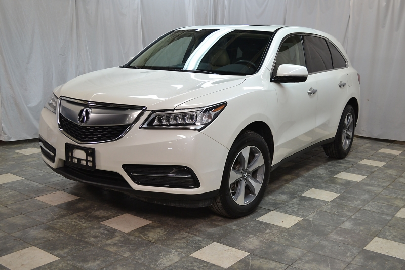 Acura MDX 2016 price $22,800