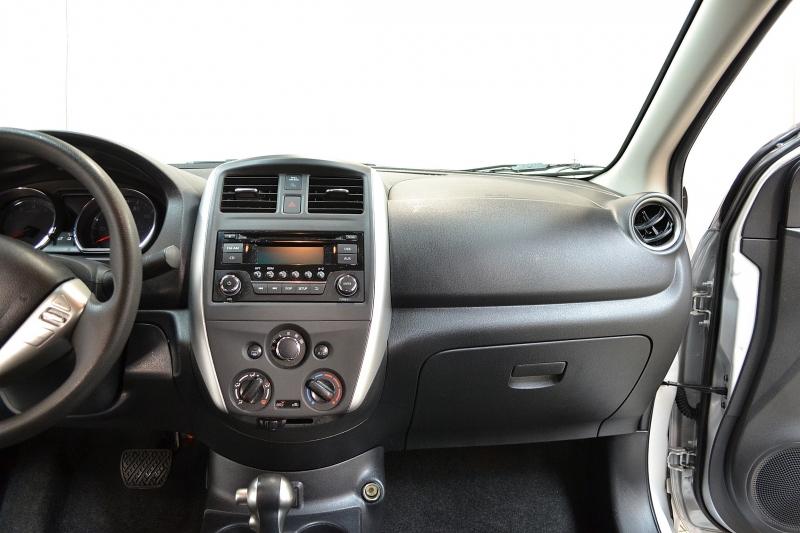 Nissan Versa Sedan 2017 price $7,994