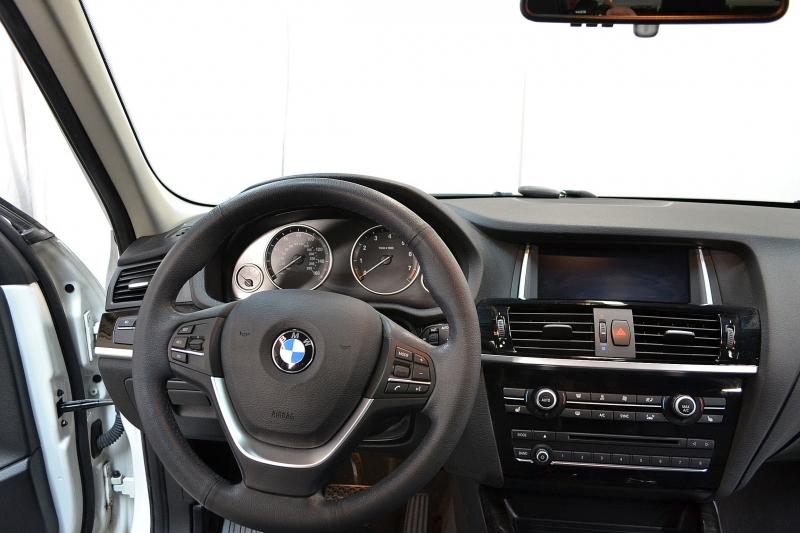 BMW X3 2017 price $21,950