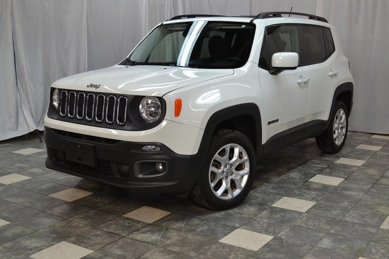 Jeep Renegade 2016 price $13,850