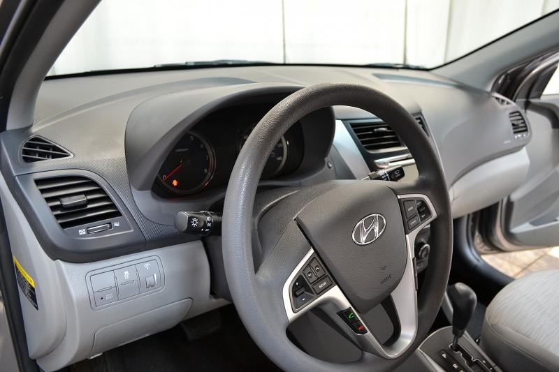 Hyundai Accent 2017 price $9,750