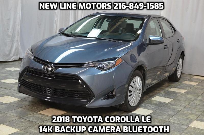 Toyota Corolla 2018 price $12,895