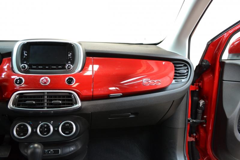 Fiat 500X 2017 price $15,495