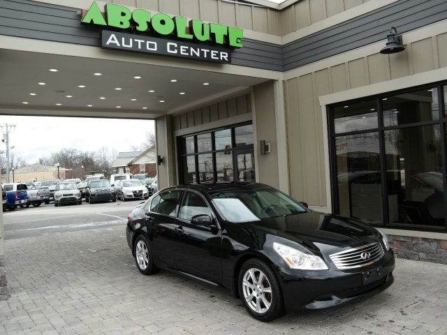 2008 Infiniti G35 Sedan Sport Yes It Is Available Please Call Me