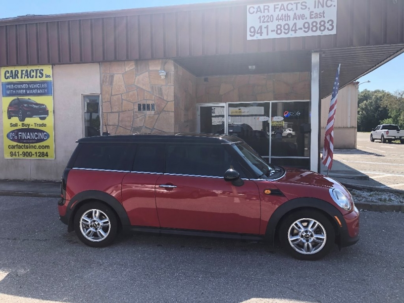 Mini Cooper Clubman 2014 price $5,850